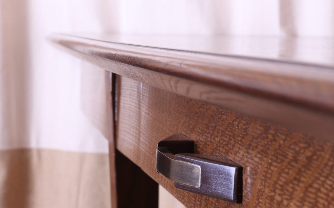 The making of a 3-piece corner desk