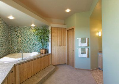 Bamboo Bathroom in Chula Vista