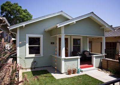 Wood Windows for Historic San Diego Home