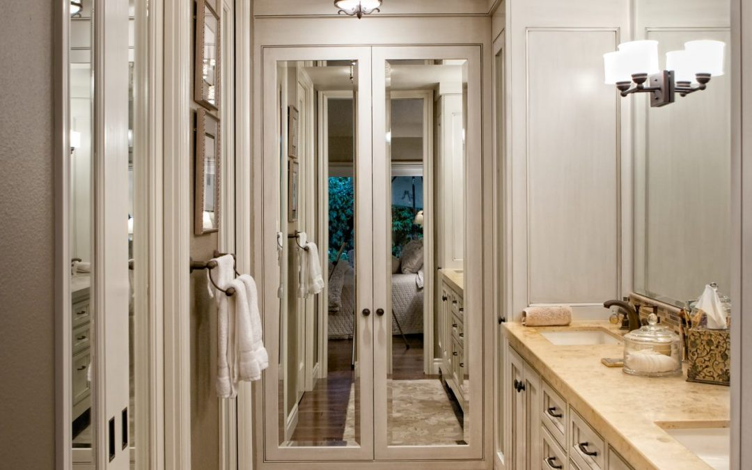 Custom Cabinets for a Del Mar Home