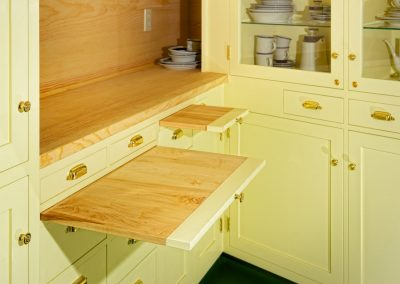 pull out wood cutting boards
